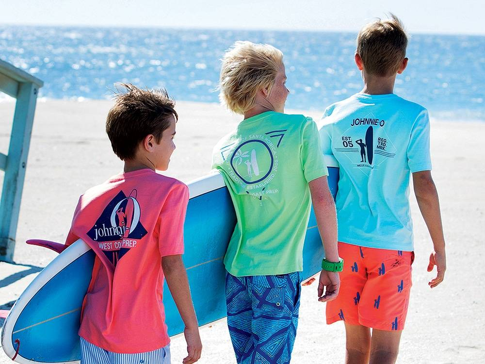 Boys 8-16 Swimwear