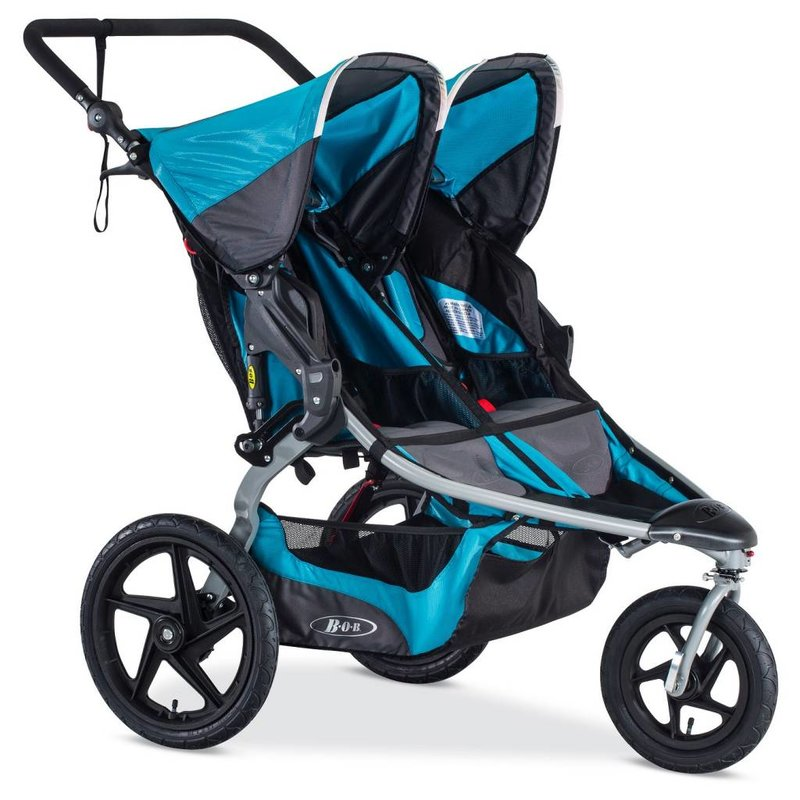 Double Jogging Stroller - Rental