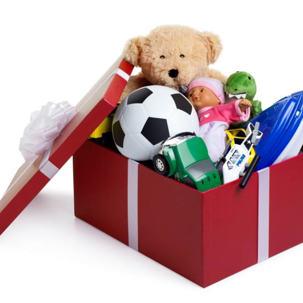 Box of Toys - Rentals