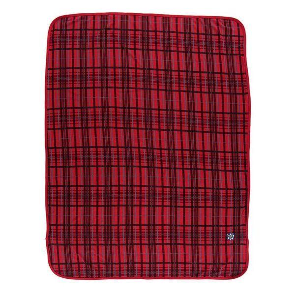 KicKee Pants KicKee Pants Holiday Swaddle Blanket
