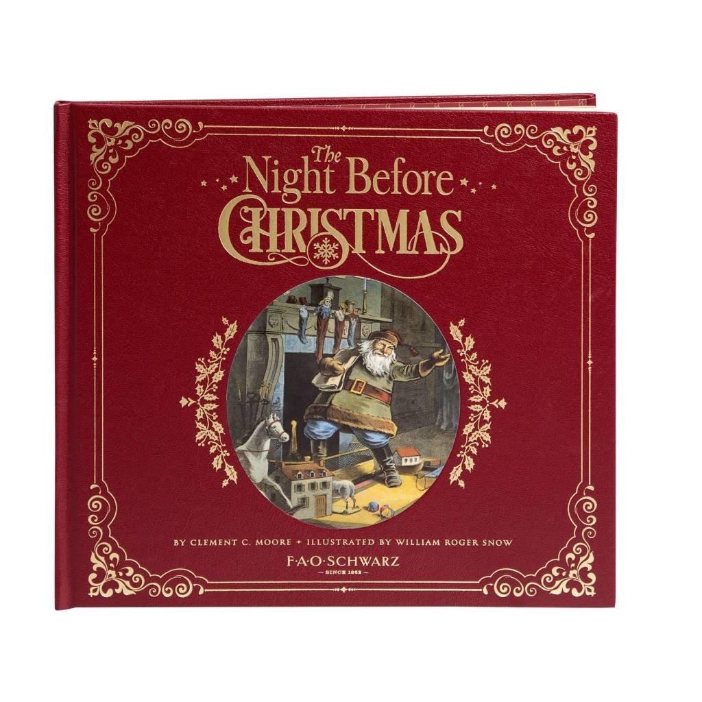 FAO Schwarz FAO Schwarz The Night Before Christmas Book