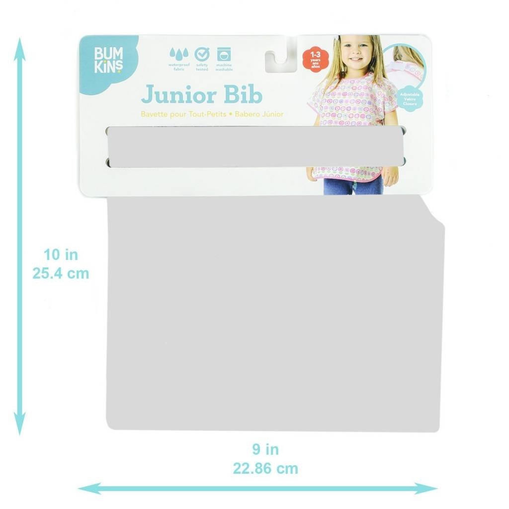 Bumkins Bumkins Junior Bibs - Size: 1-3+ Years