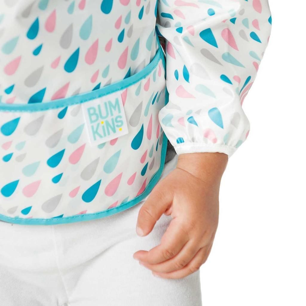 Bumkins Bumkins Baby Sleeved Bibs - Size: 6-24 Months