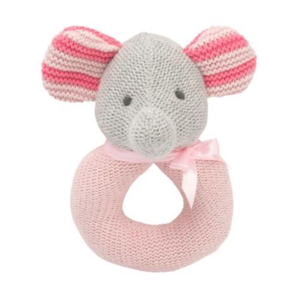 Elegant Baby Elegant Baby Knitted Rattles