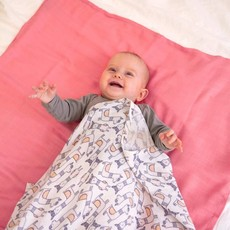 Lassig Lassig Heavenly Soft Swaddle