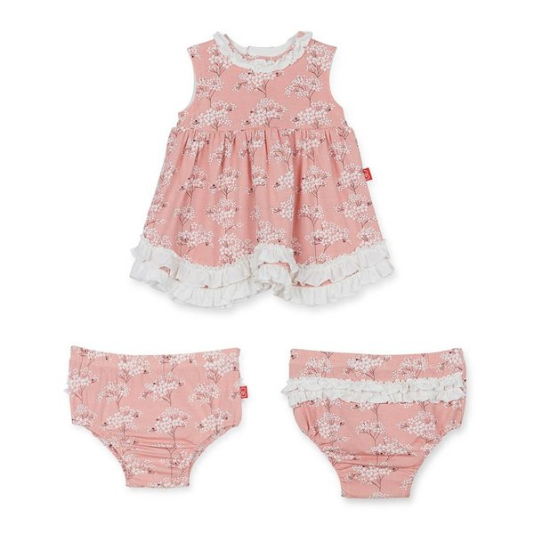 Magnificent Baby Magnificent Baby Modal Magnetic Dress and Diaper Cover