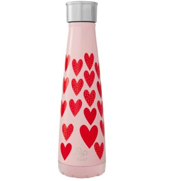 Swell Bottle S'well S'ip Heart Waterbottle