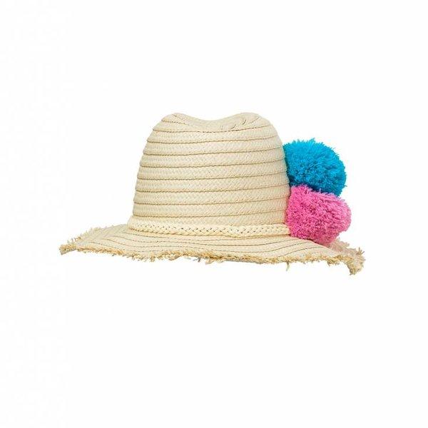 Snapper Rock Snapper Rock Pom Pom Sun Hat