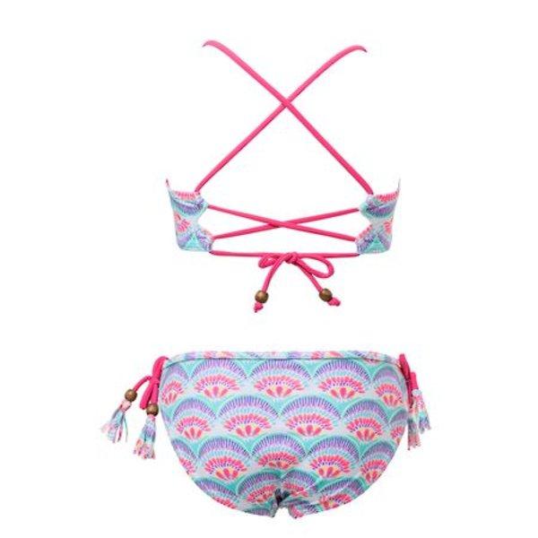 Snapper Rock Snapper Rock X Back Tie Bikini
