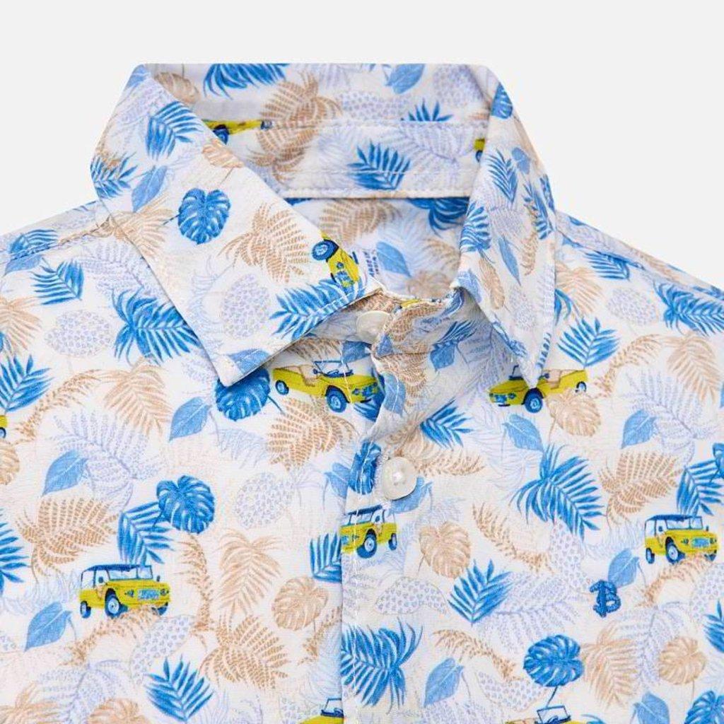 Mayoral Mayoral Boys Short Sleeve Shirt