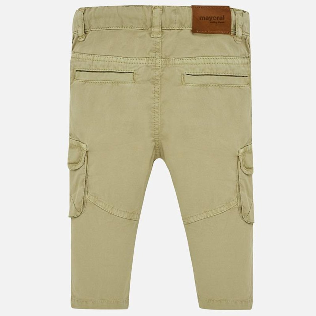 Mayoral Mayoral Baby Boys Cargo Pants