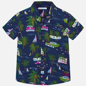 Mayoral Mayoral Boys Shirt