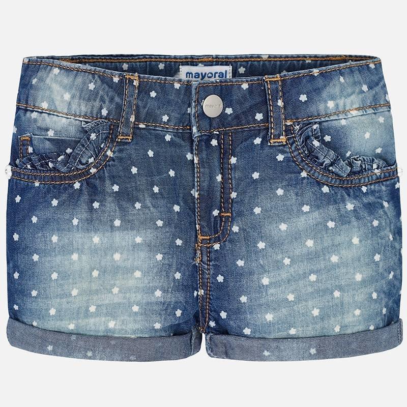 Mayoral Mayoral Girls Shorts