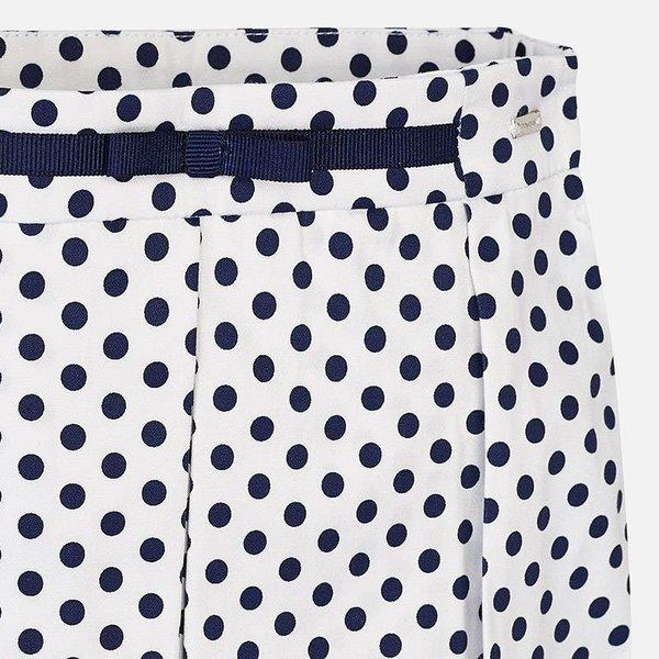 Mayoral Mayoral Girls Polka Dot Shorts