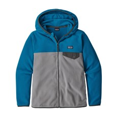 Patagonia Patagonia Boys Micro D Snap-T Fleece Jacket - Size: M (10)