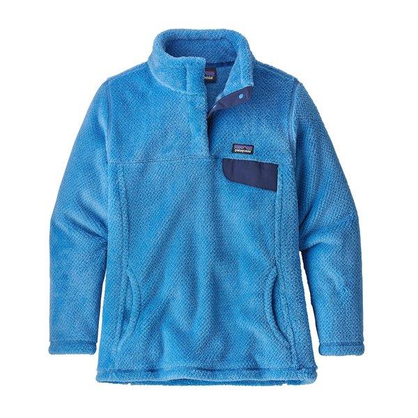 Patagonia Patagonia Girls Re-Tool Snap-T Fleece Pullover