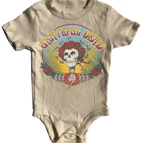 Rowdy Sprout Rowdy Sprout GRATEFUL DEAD Onesie