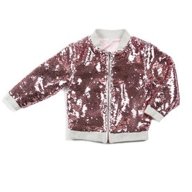 Egg EGG Sequin Jacket