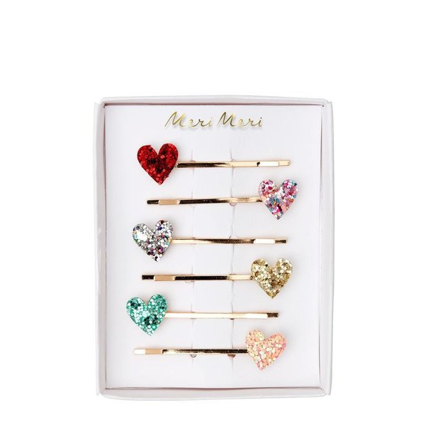 Meri Meri Meri Meri Girls Enamel Hairclips