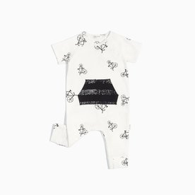 Miles Baby Miles Baby Playsuit