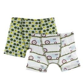 KicKee Pants KicKee Pants Boxer Set
