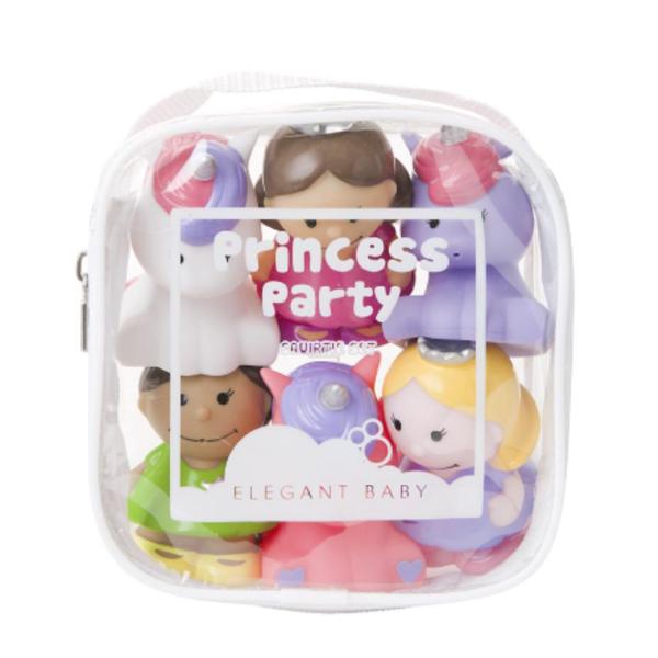 Elegant Baby Elegant Baby Bath Squirties Toys