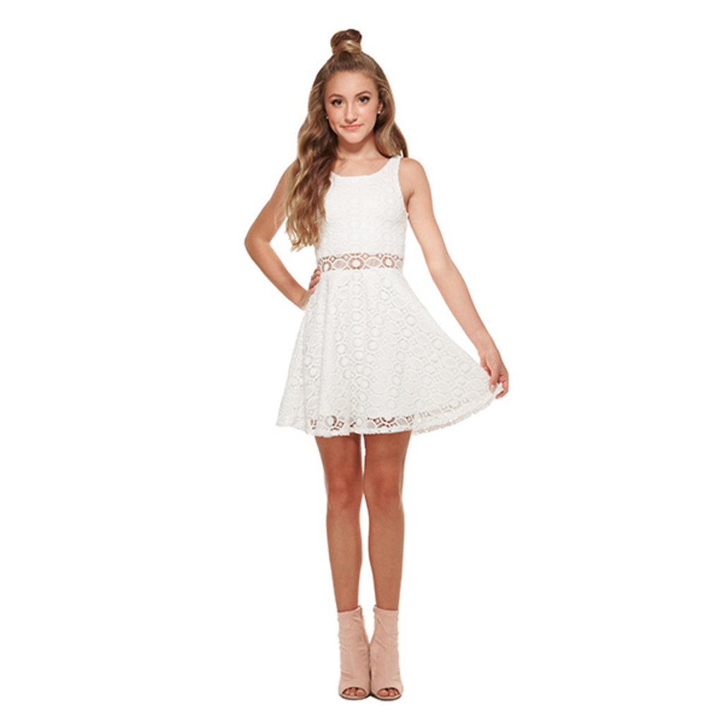 Sally Miller Sally Miller The Nancy Dress - Size: S (7-8)