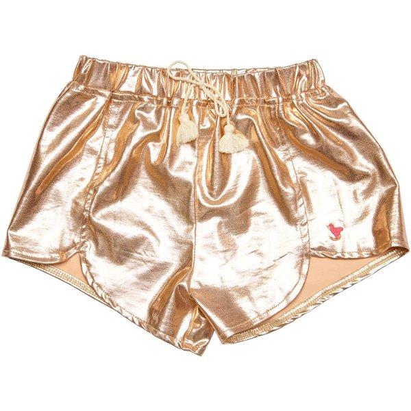 Pink Chicken Pink Chicken Millie Metallic Shorts