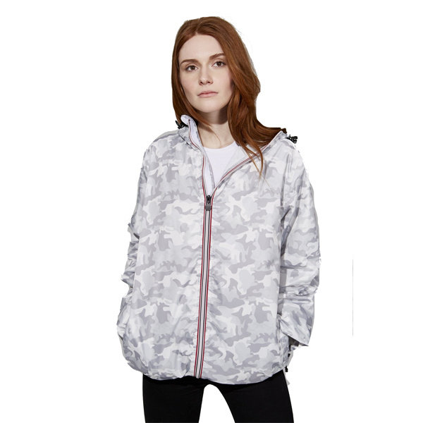 Lazypants/08 08 Lifestyle Womens Packable Rain Jacket