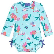 Hatley Hatley Baby Girls Rashguard Swimsuit