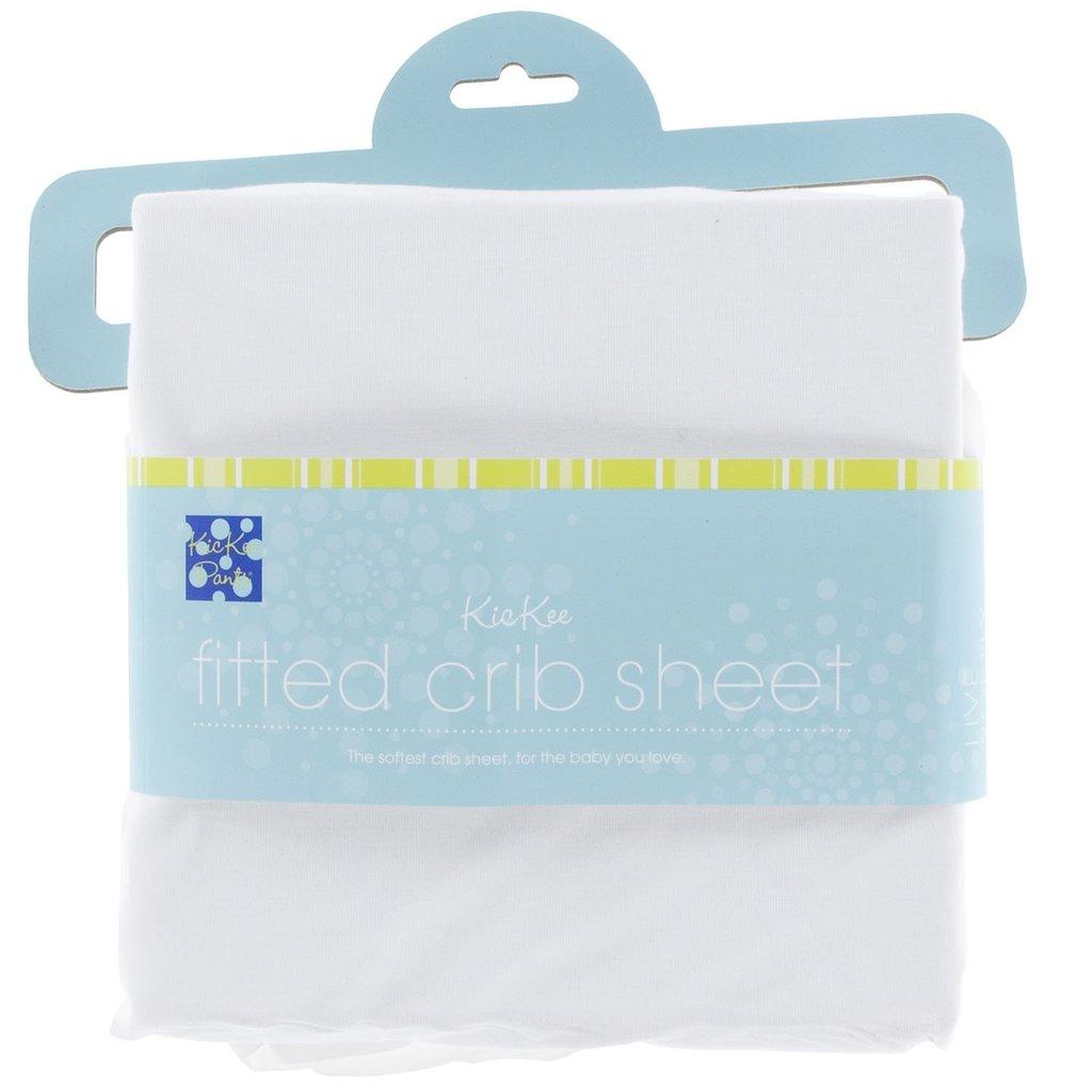 KicKee Pants KicKee Pants Fitted Crib Sheet