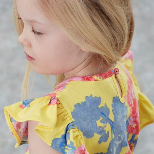 Joules Joules Kaela Floral T-Shirt