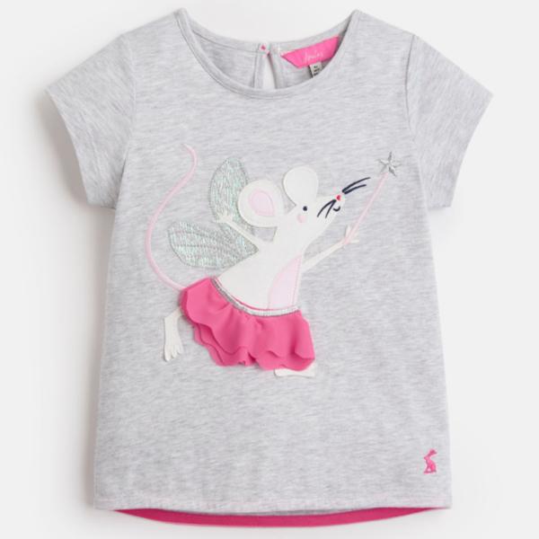 Joules Joules Maggie Applique T-Shirt