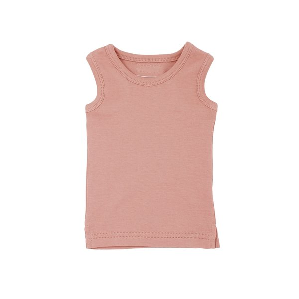 L'ovedbaby L'ovedbaby Organic Kids Racerback Tank