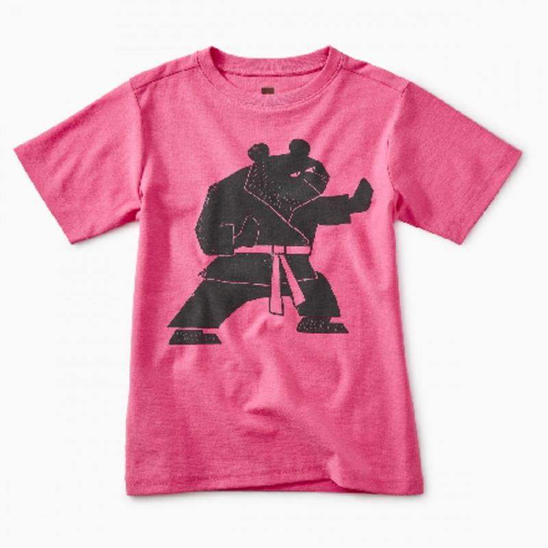 Tea Collection Tea Martial Arts Bear