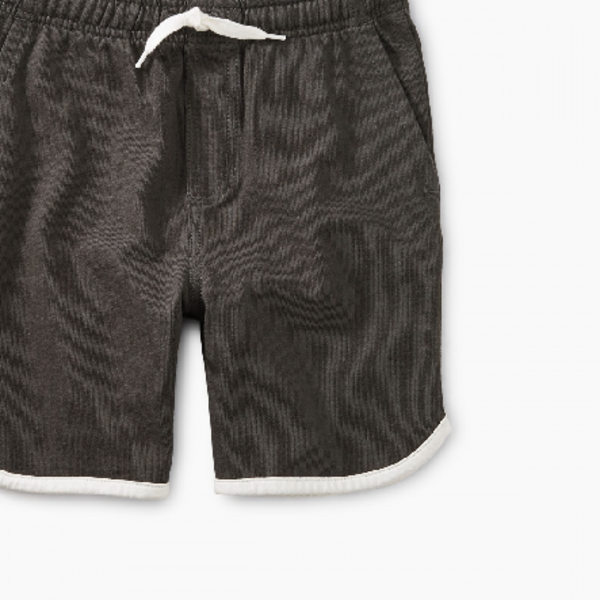 Tea Collection Tea Collection Piped Knit Shorts