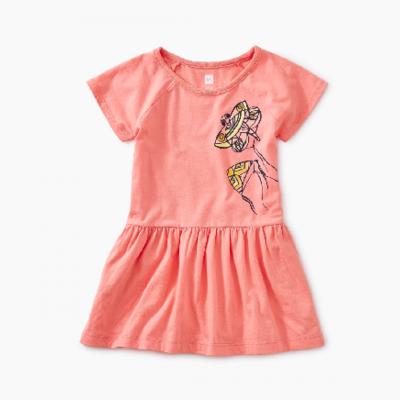 Tea Collection Tea Baby Kite Raglan Skirted Dress