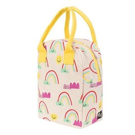 Fluf Zipper Lunch Bag