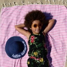 Appaman Appaman Girls Hello Sunshine Hat