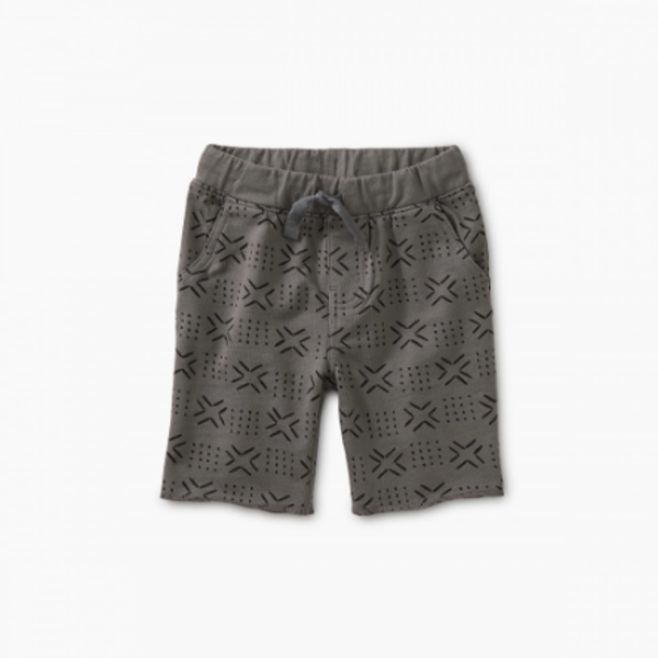 Tea Collection Tea Collection Baby Patterned Cruiser Shorts