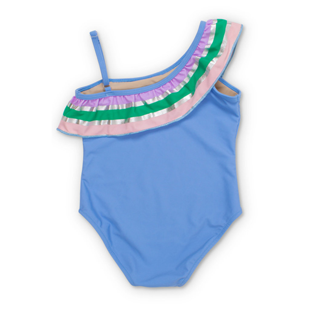 Shade Critters One Shoulder Swimsuit