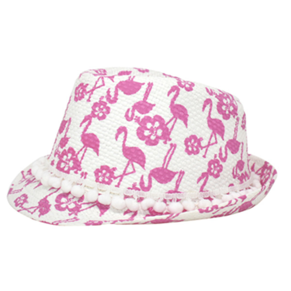 Flap Happy Flap Happy Kids Fedora UPF 50+ Hat