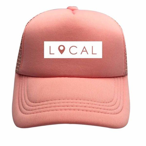 Tiny Trucker Co. Tiny Truckers Kids Trucker Hats