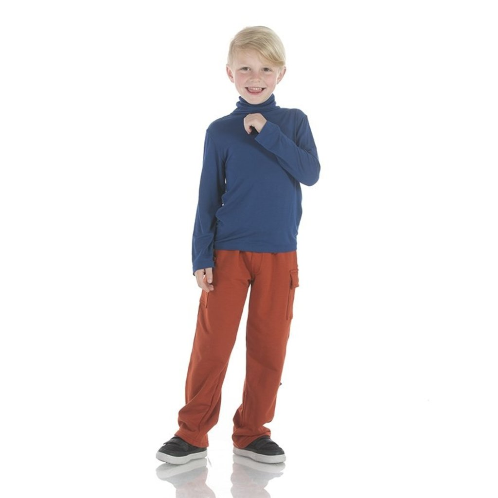KicKee Pants KicKee Pants Long Sleeve Turtleneck