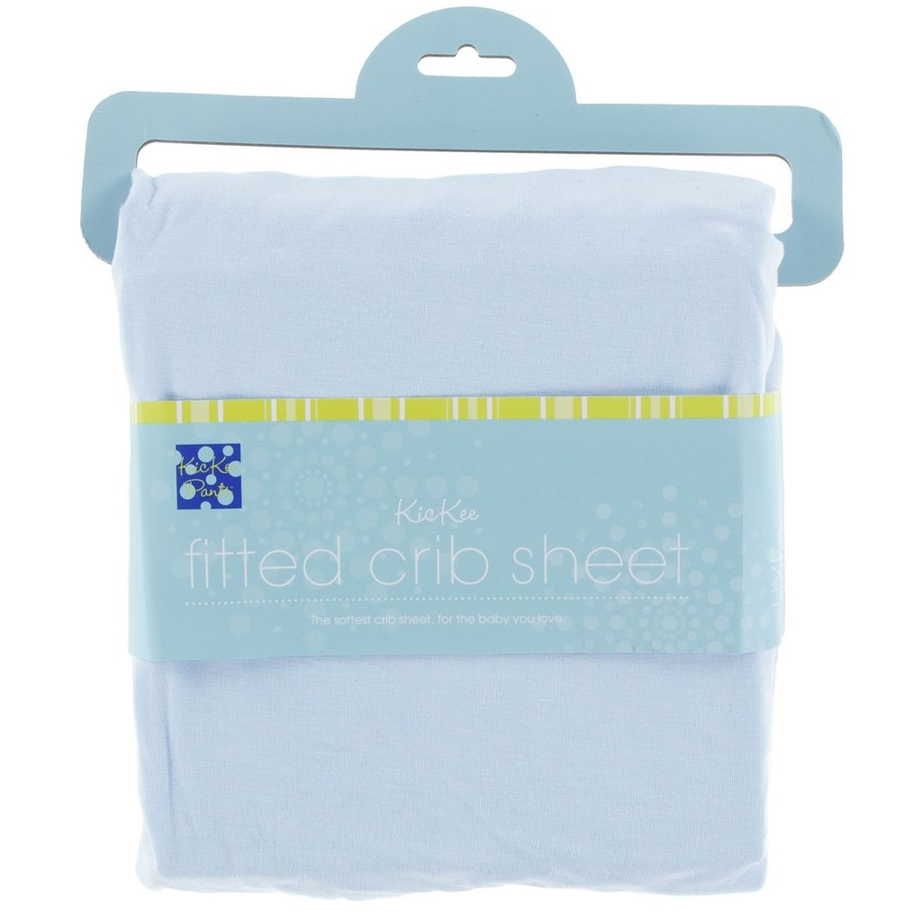 KicKee Pants KicKee Pants Fitted Crib Sheet