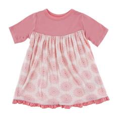 KicKee Pants KicKee Pants Girls Short Sleeve Swing Dress