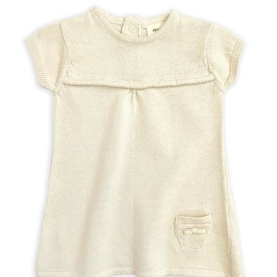 Viverano Organics Viverano Organic Baby Milan Dress