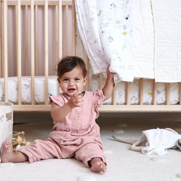 Pehr Designs Pehr Baby Scalloped Blanket