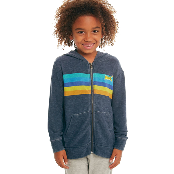 Chaser Kids Chaser Kids Boys Cozy Knit Long Sleeve Zip Up Hoodie