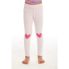 Chaser Kids Chaser Kids Girls Cozy Heart Leggings - Size: 2